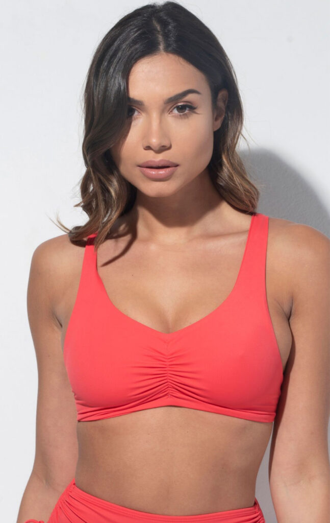 MOANA TOP CORAL ECO