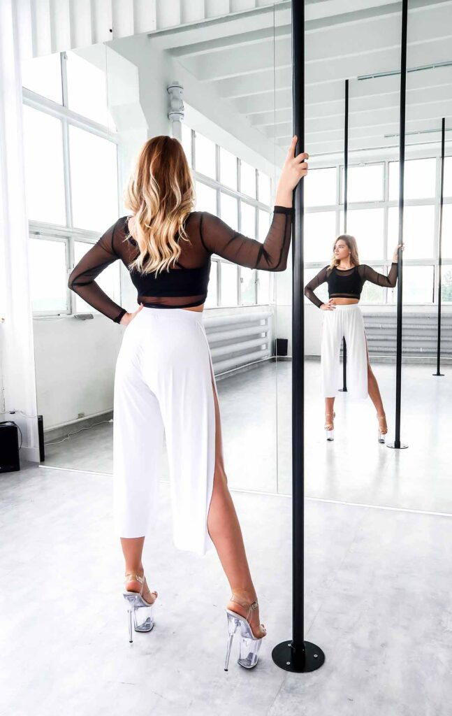 REV ACTIV – SENSUAL PANTS WHITE