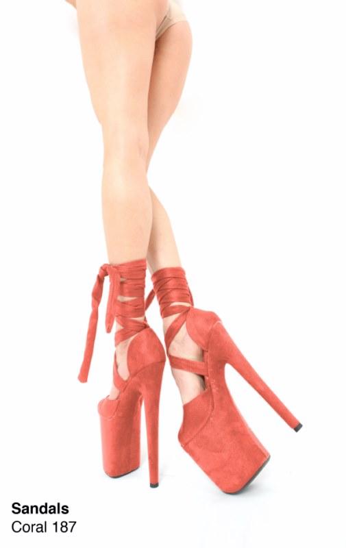 Sandals Coral 187